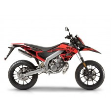 Aprilia SX 50 2 Red Acceleration