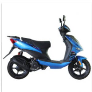 CROGEN CITY LIMITED EDITION 4T BLUE CONTIENTAL EFI