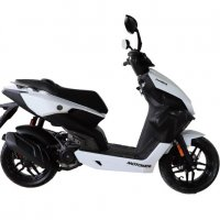 DAROX 4T WHITE LIMITED EDITION CONTIENTAL EFI
