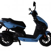 DAROX 4T BLUE LIMITED EDITION CONTIENTAL EFI