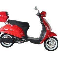 ELENOR 4T RED LIMITED EDITION