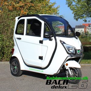 Kabinescooter Bach Delux 26 RS90 White