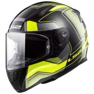 FF353 RAPID CARRERA MATT BLACK YELLOW